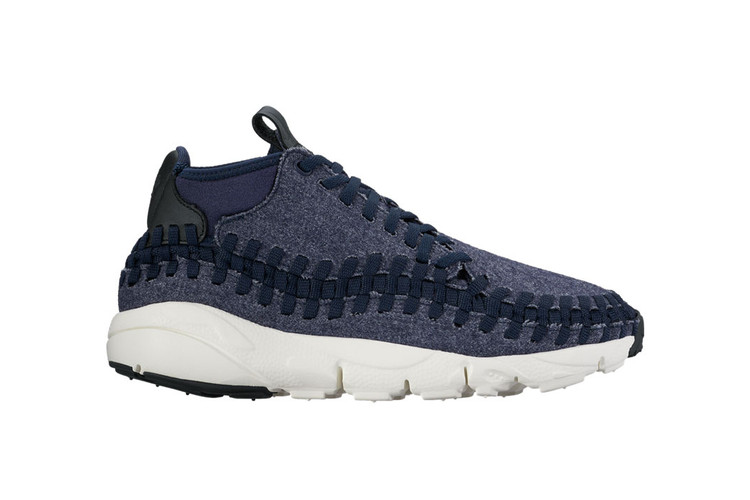 cheap for discount a3da7 bd4ac Nike Is Bringing Denim Construction to the Air Footscape Woven Chukka