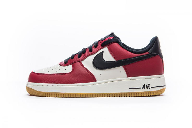 Nike Air Force 1 Low Chicago red black white 34a41629d