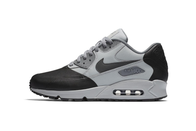 Nike Air Max 90 Premium SE Wolf Grey Anthracite