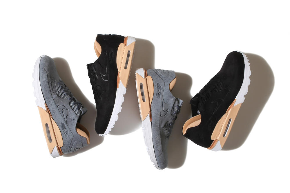 Nike Air Max 90 Royal Suede Colorway sneakers sneaker shoes streetwear