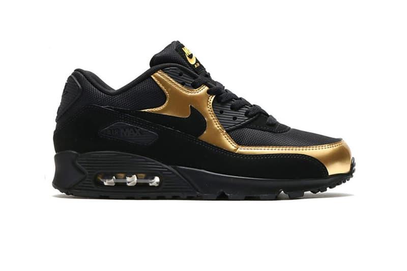Gold Nike Air Presto Essential Gold Nike Air Max 90