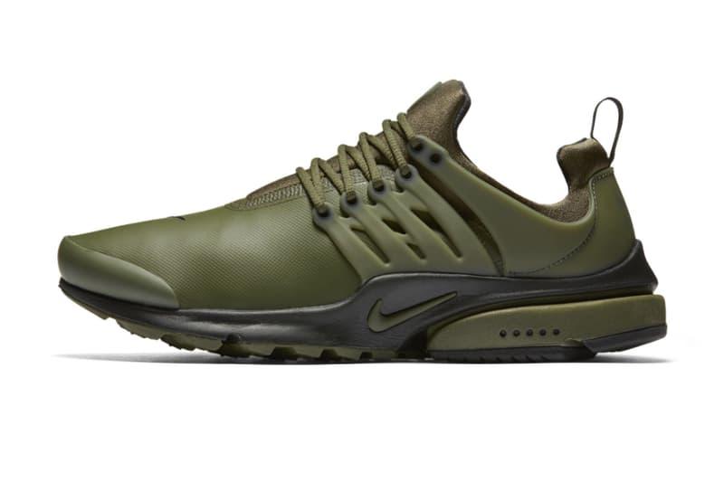 Nike Air Presto Low Utility navy olive black white