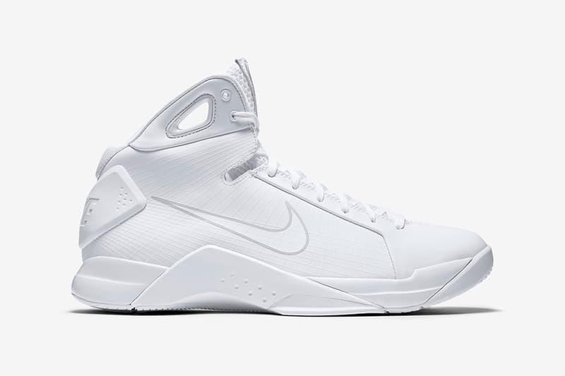 the best attitude 6055e 851c6 Nike Hyperdunk Triple-White