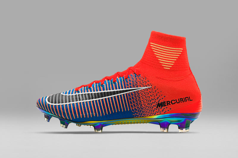 bacb0786dc6f4 Check out Nike s Pixelated Mercurial Superfly x EA Sports Football Boots
