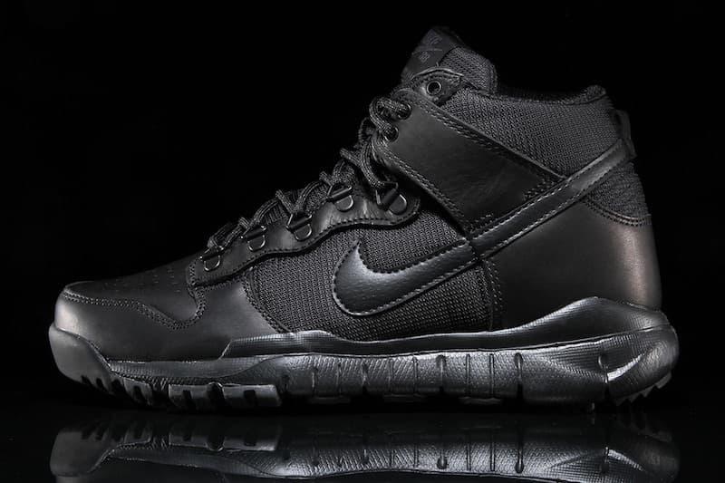 Nike sb dunk high hi boot sneaker