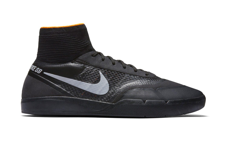 Nike SB Koston 3 Hyperfeel Black/Grey
