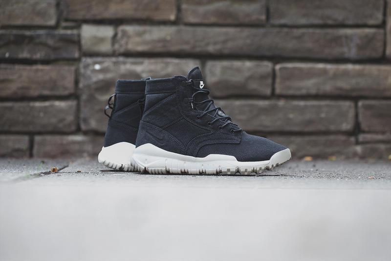 Nike SFB 6 Inch Canvas Boot Olive Navy