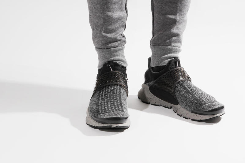 Trascender soporte antena  Nike Sock Dart Marled Gray Colorway Sneaker | HYPEBEAST