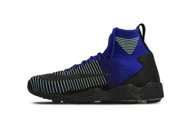 02e2899e93e8 Nike Drops a Colorful New Version of the Zoom Mercurial Flyknit