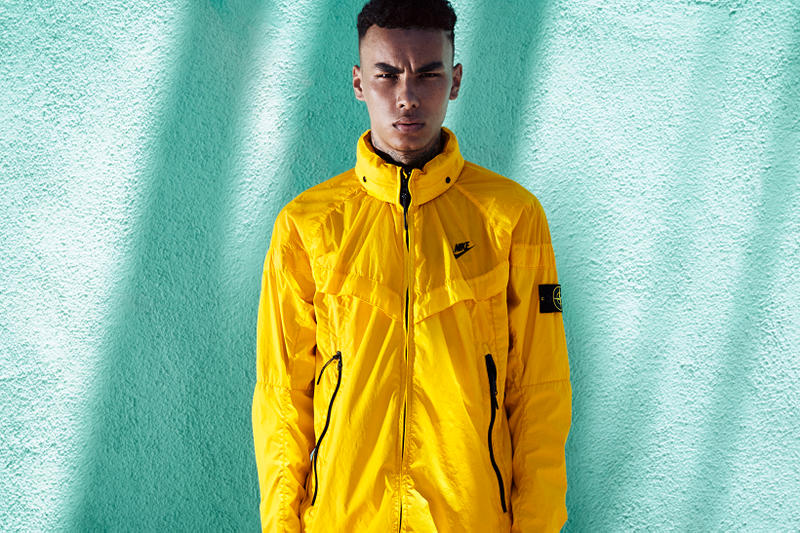 NikeLab Stone Island Jacket