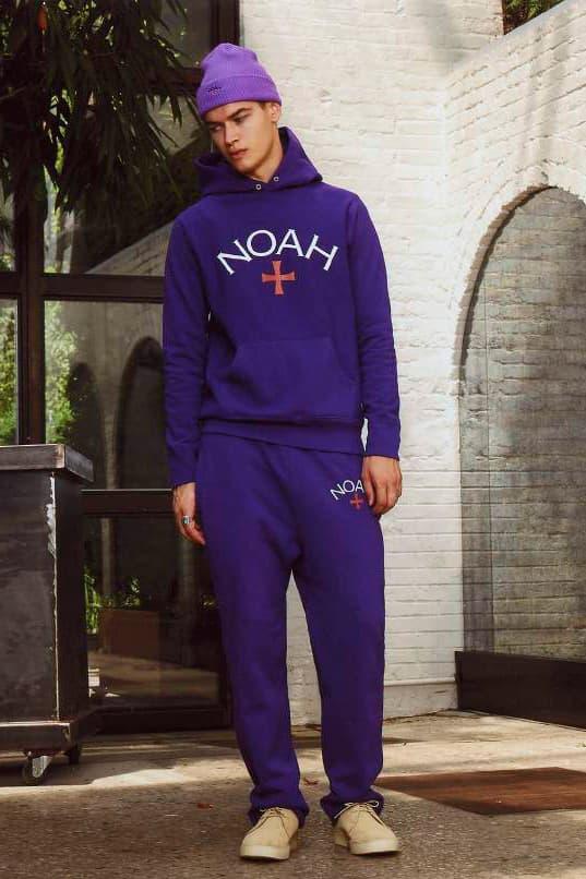 Noah Fall Winter 2016 Lookbook