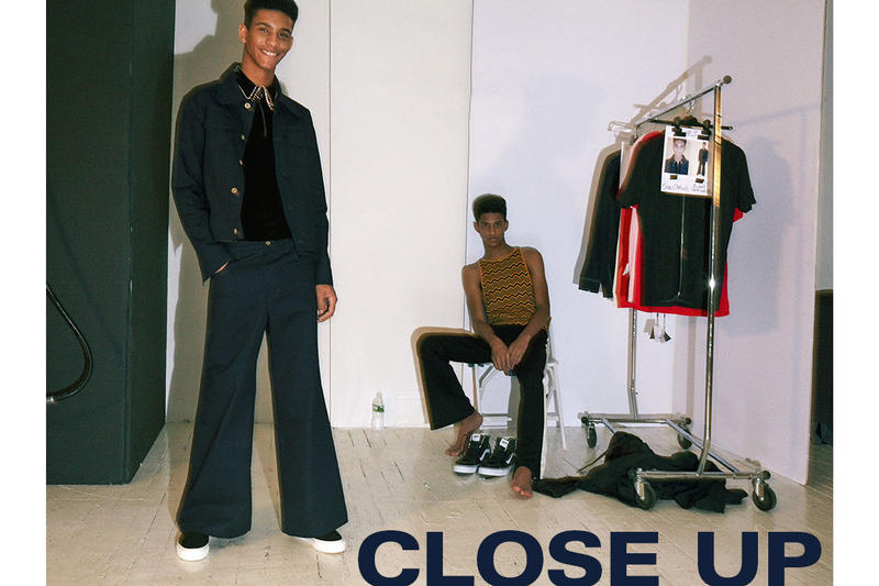 "Opening Ceremony ""Close Up"" Editorial"