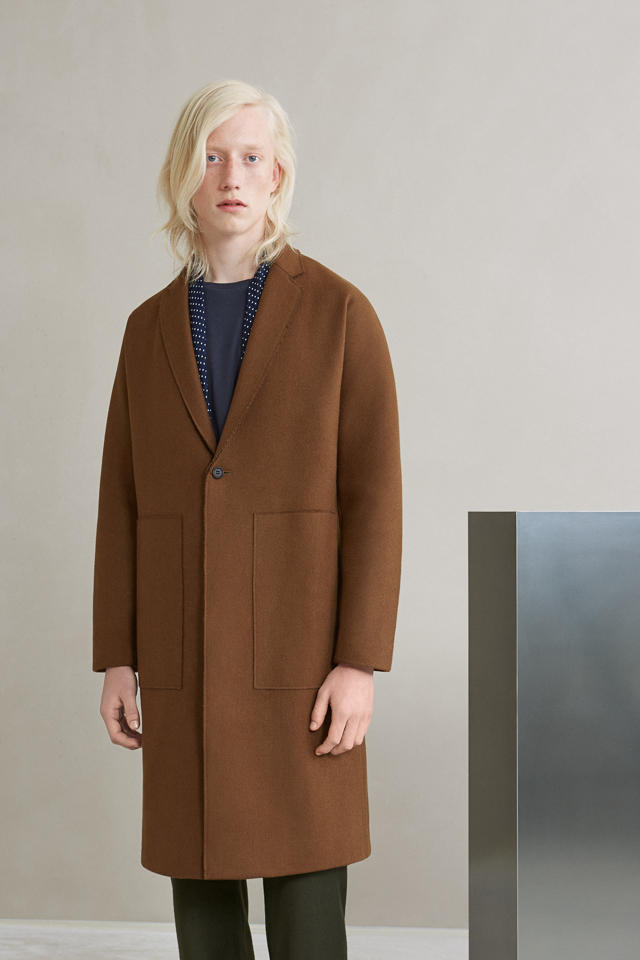 Ouur 2016 Fall/Winter Lookbook minimalism parkas wool