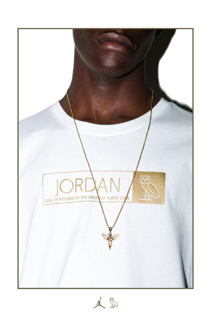 OVO Jordan Brand Lookbook