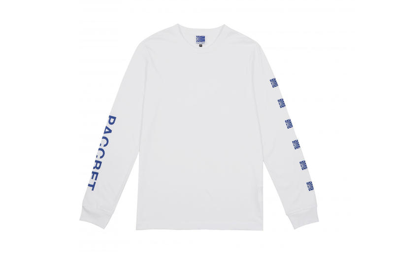 PACCBET Debut Collection sunrise blue gosha rubchinskiy