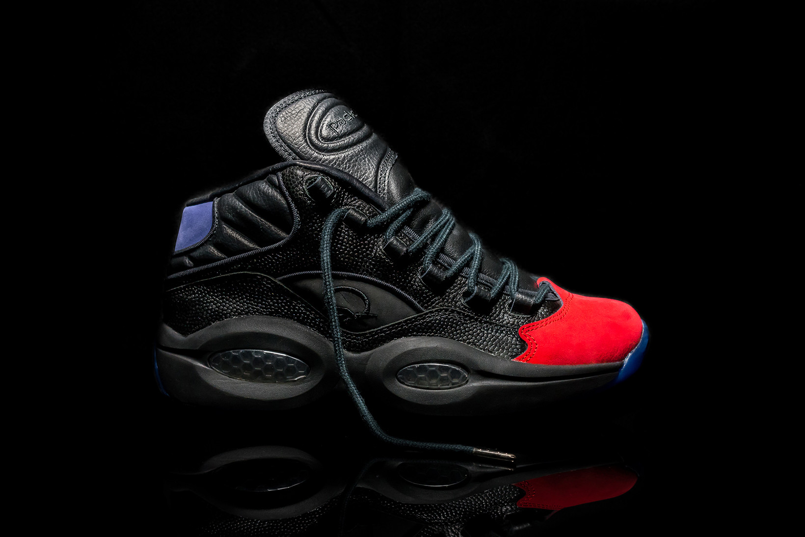 Reebok Question Curtain Call with