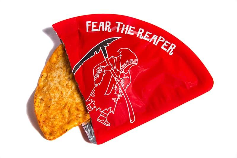 Paqui Carolina Reaper World's Spiciest Chip