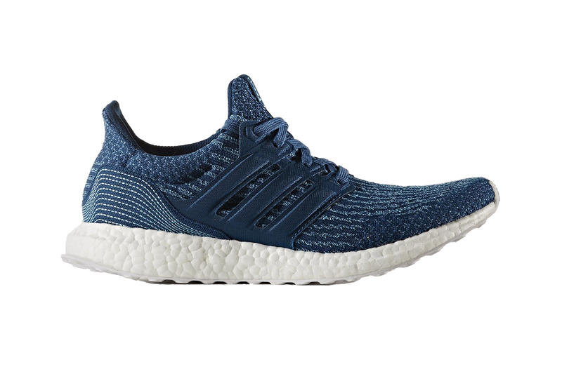 a861ca6adaf Parley x adidas Ultra Boost pure boost x Collection blue sneakers  sustainable