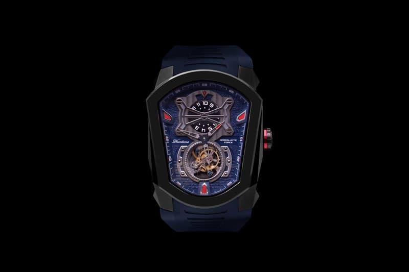 Phantoms Trinity Force Tourbillon Watch Series