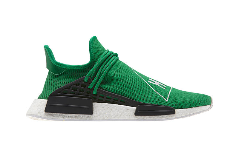 "Pharrell Williams x adidas Originals ""Hu"" Collection NMD"