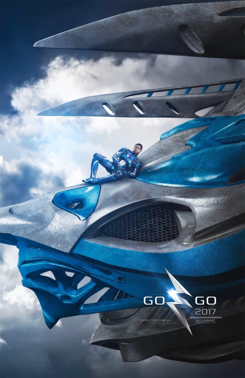 Power Rangers Movie Posters