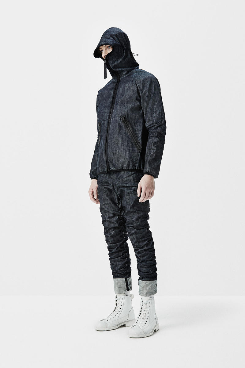 G-Star RAW Research 2016 FW Collection