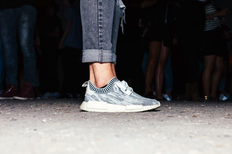 Recap of adidas NMD Party Paris Photos