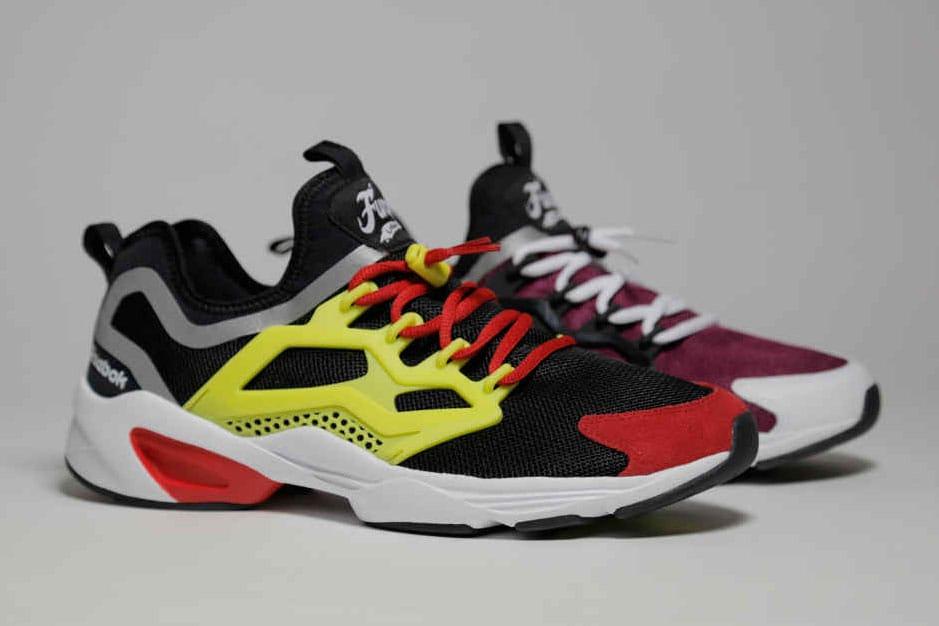 Reebok Fury Adapt Sneaker | HYPEBEAST