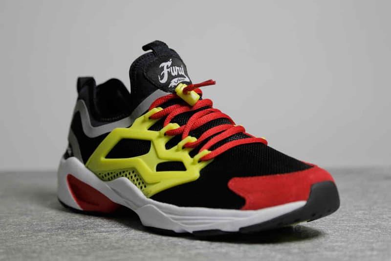 Reebok Fury Adapt Sneaker