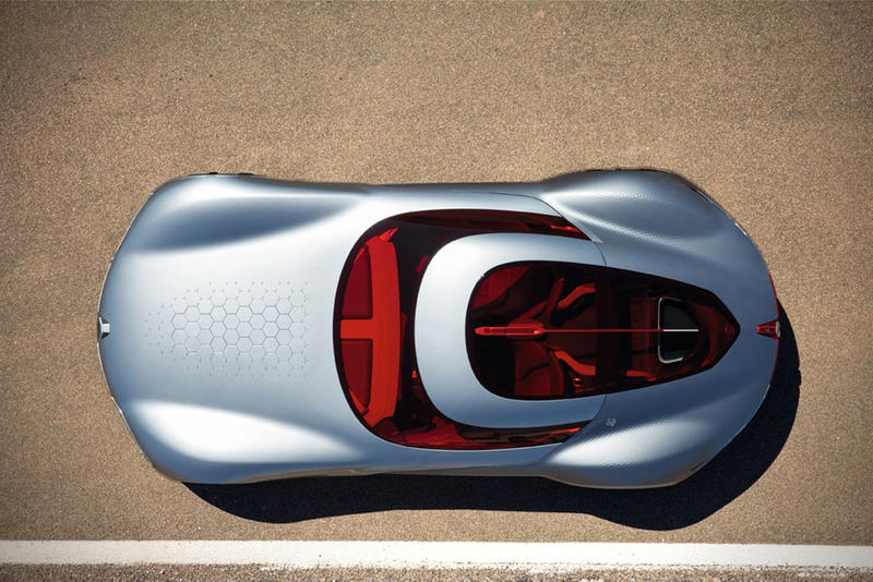 Renault Trezor Electric GT Car