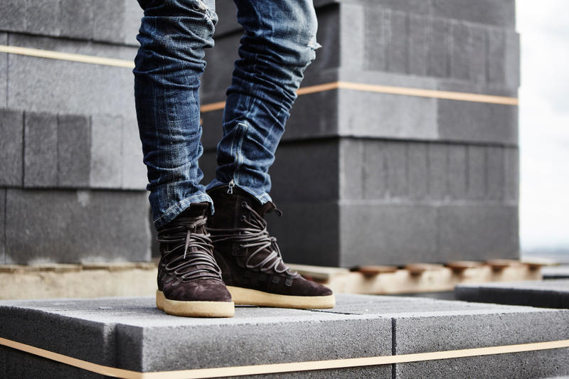 Represent Dusk Boot Black Brown Stone