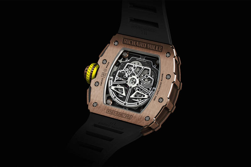 Richard Mille RM 11 03 Flyback Chronograph Watch