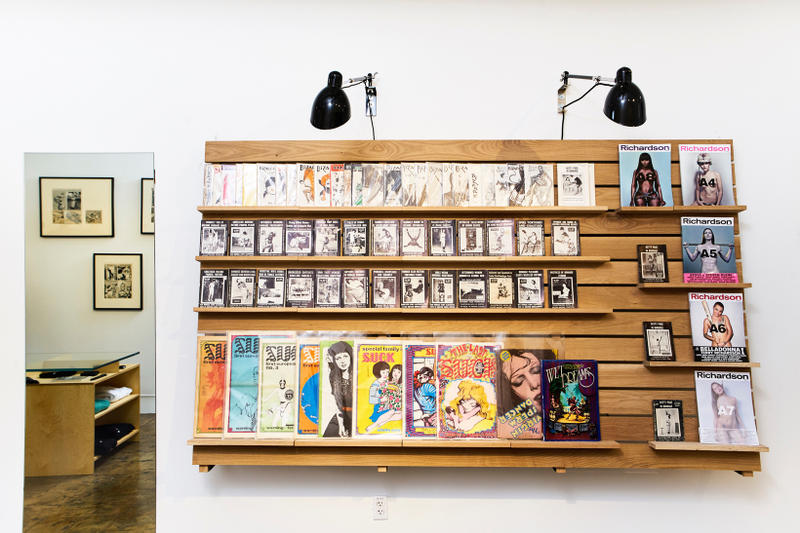 'Richardson' Magazine Flagship Store in LA