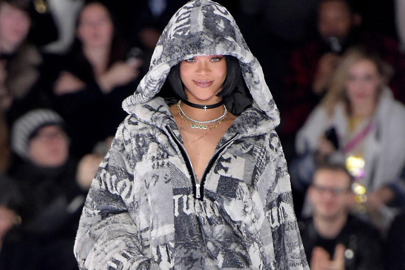 wholesale dealer 21026 79307 Rihanna's FENTY x PUMA 2017 Spring Collection to Debut at ...