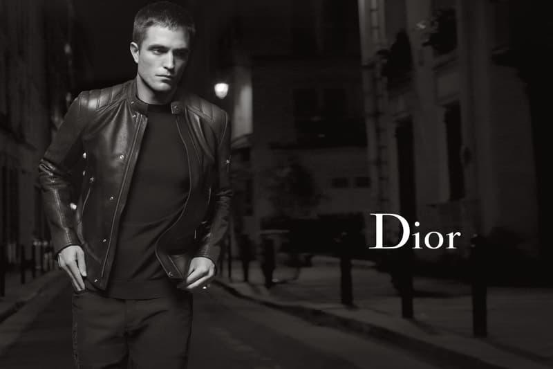 Robert Pattinson Shot By Karl Lagerfeld for Dior Homme