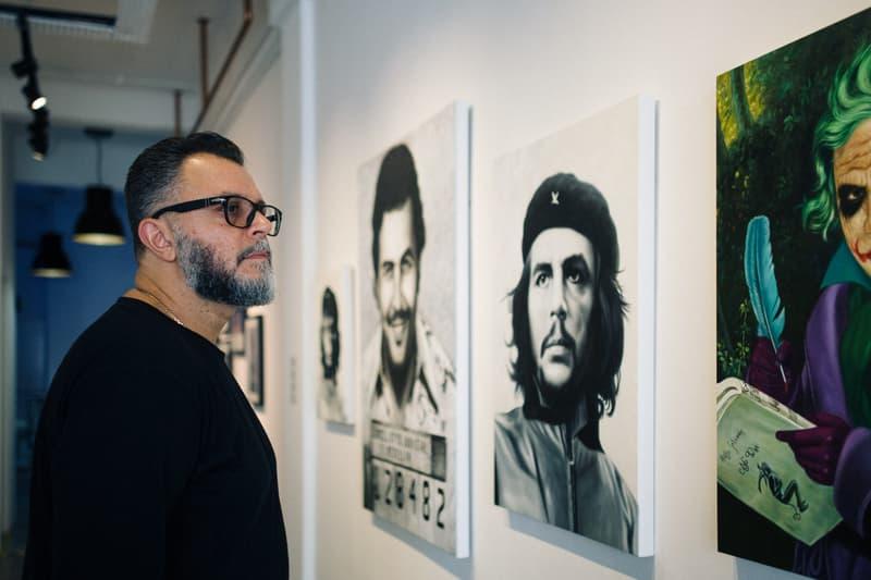 Ruslan Karablin Eternally Bonded Solo Exhibitio