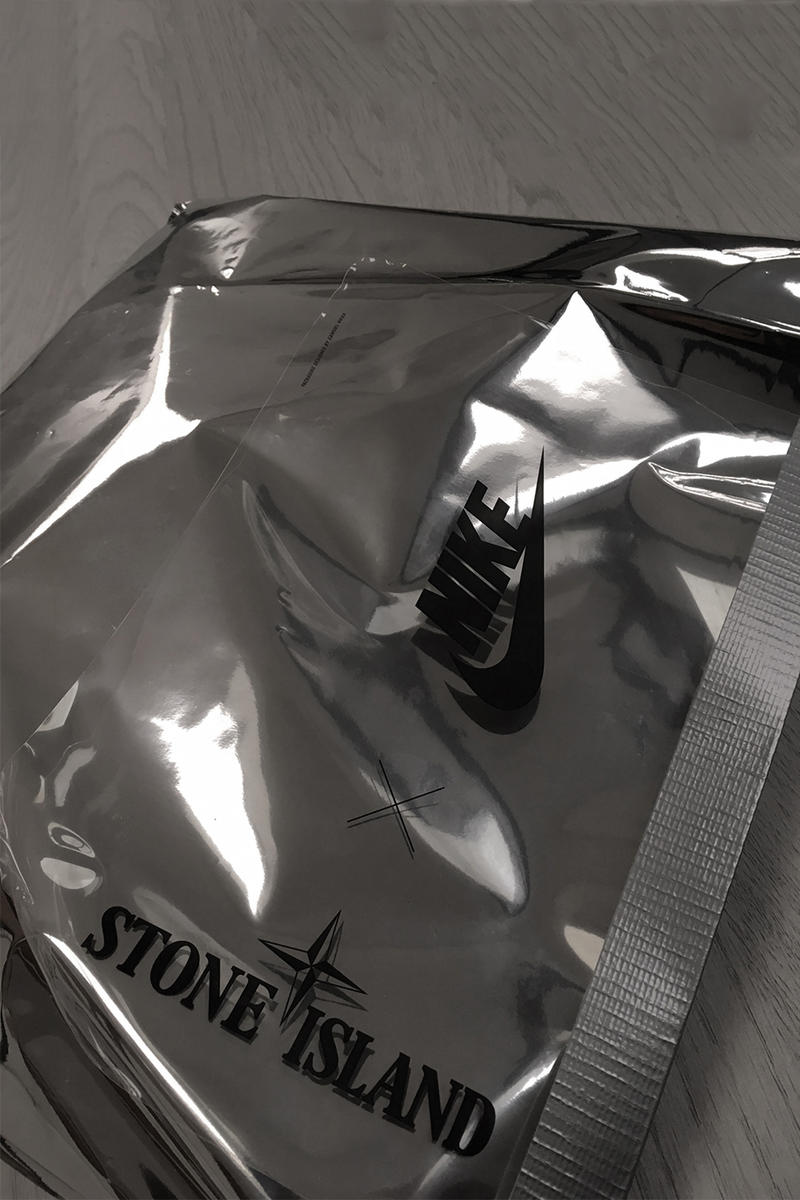 NikeLab x Stone Island Samuel Ross Packaging
