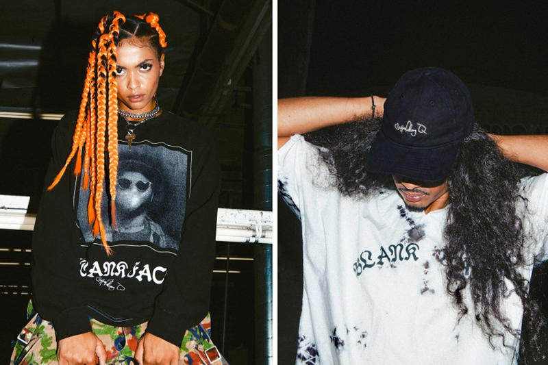 Schoolboy Q Blank Face Merch Lookbook