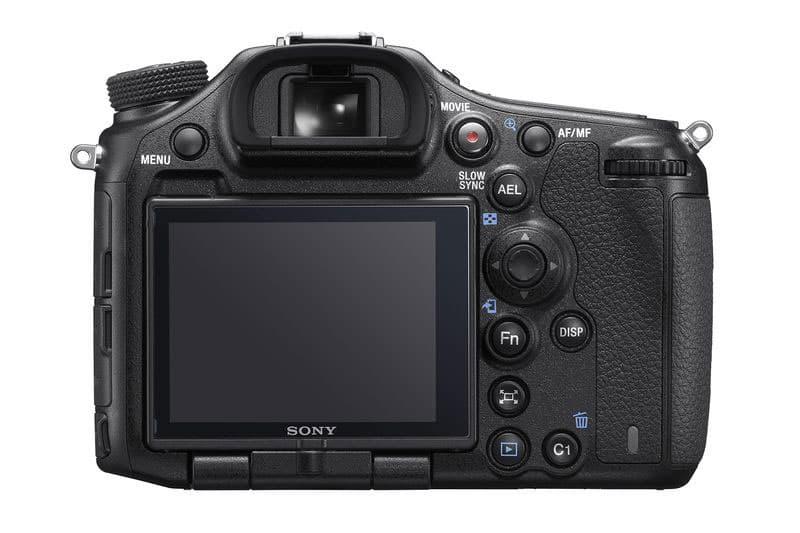 Sony A99 II camera full frame