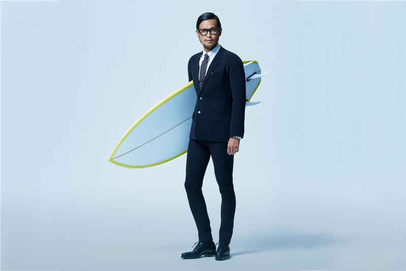 Japan Sportswear Business Suit Menswear Industry