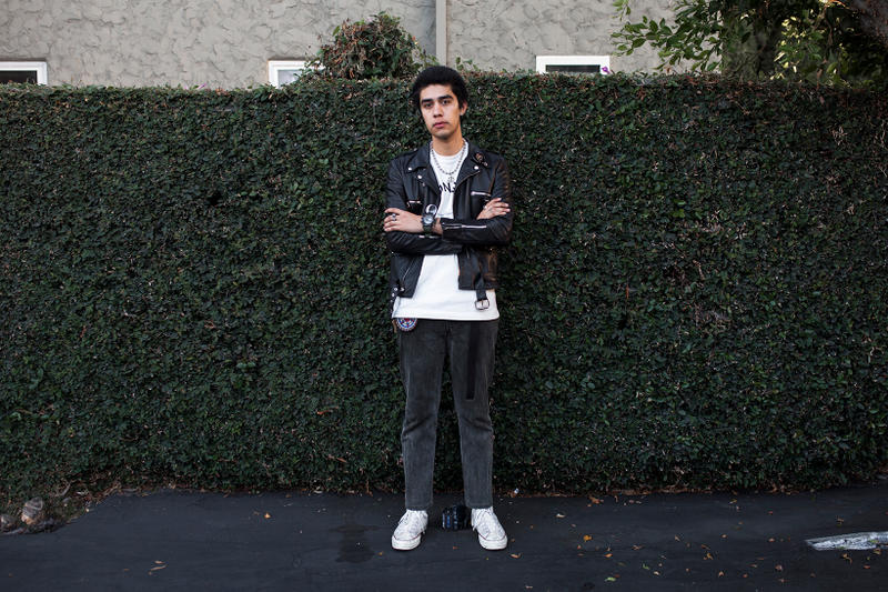 Streetsnaps Shane Gonzales