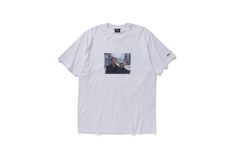 Larry Clark Stussy T Shirt Leonardo DiCaprio Kate Moss
