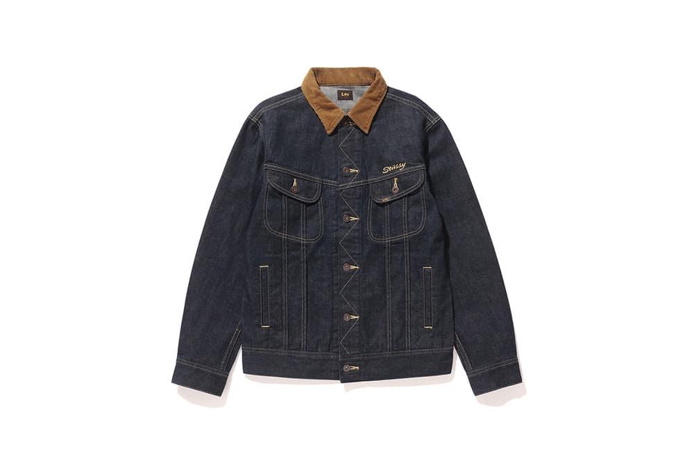 Stussy Lee 2016 Fall Denim Jackets Jeans