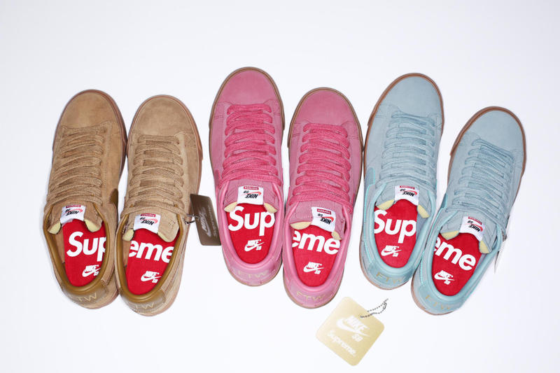 37090630c30470 The Supreme x Nike SB Blazer Low GT for Purchase Online at Nike china web  store