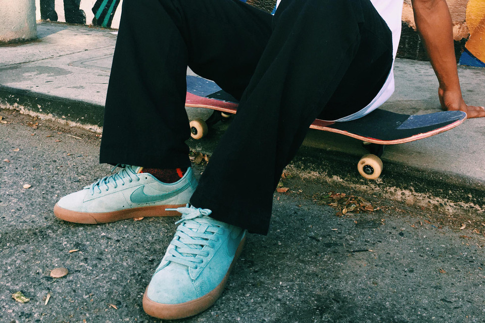 new product 7be40 0f94a Supreme x Nike SB Blazer Low GT 2016 | HYPEBEAST
