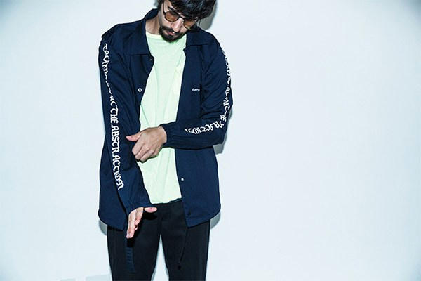 TALKING ABOUT THE ABSTRACTION Gives Us a Peek into Its 2017 Spring/Summer Collection blue ocean lookbook