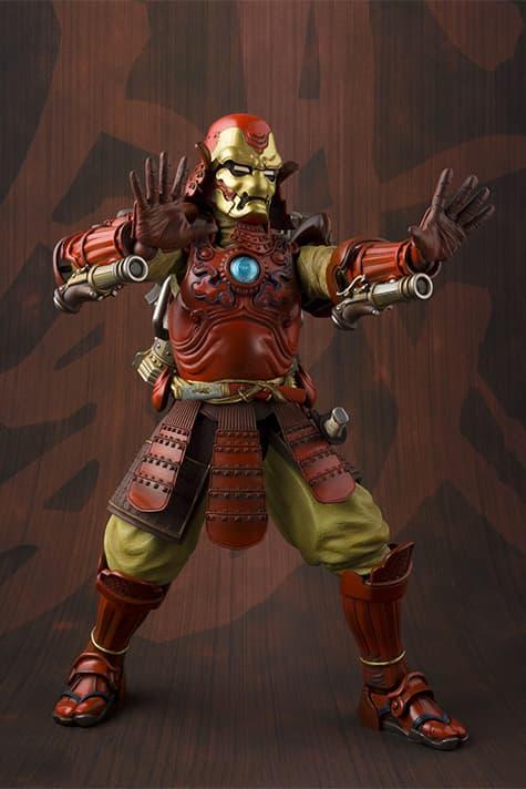 Tamashii Nations Samurai Iron Man Bandai