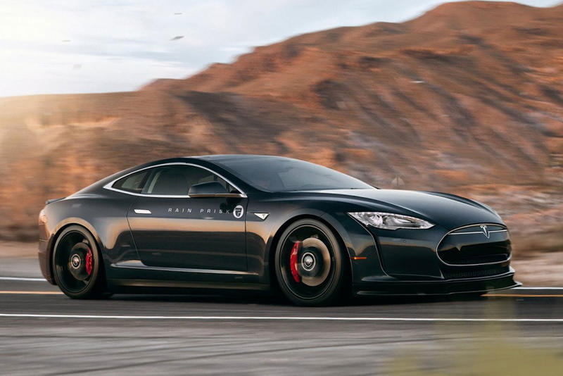 This Tesla Model S Coupe Concept Is Just What We Need Hypebeast