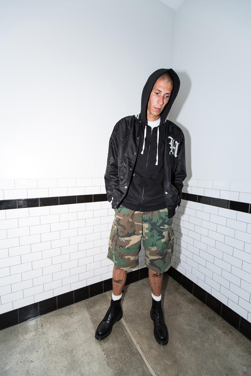 The Hundreds Red Letter Fall Winter 2016 Lookbook