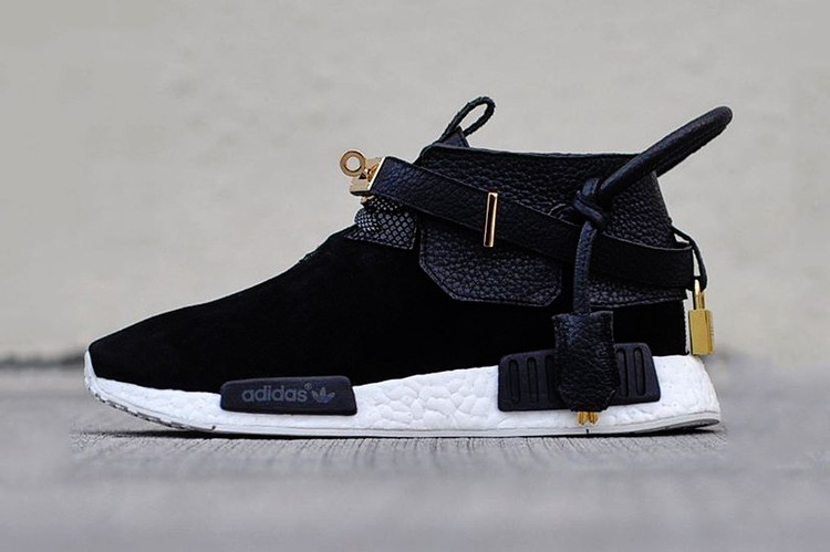 a25f2ca33f5abb The Remade Creates an Hermès-Inspired adidas Originals NMD Custom